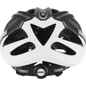 UVEX boss race Helmet LTD black-white